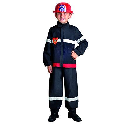 deguisement pompier francais