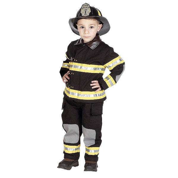 deguisement pompier garcon 3 ans