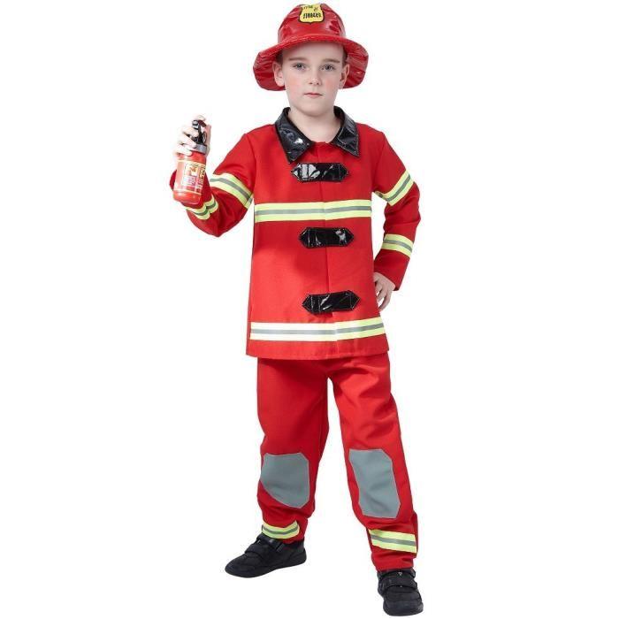 deguisement pompier homme pas cher