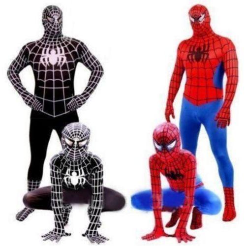 deguisement spiderman 12 ans