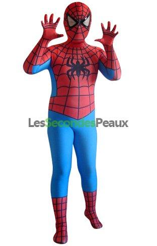 deguisement spiderman 12 mois