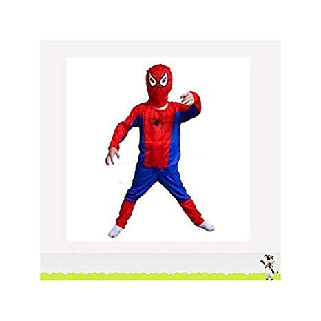 deguisement spiderman 2 ans
