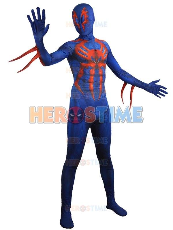 deguisement spiderman 2099