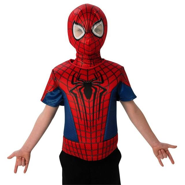 deguisement spiderman 3d