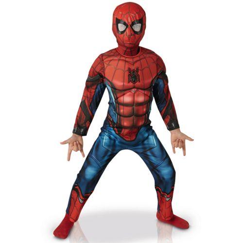 deguisement spiderman 5 ans