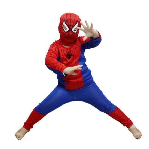 deguisement spiderman 6 ans