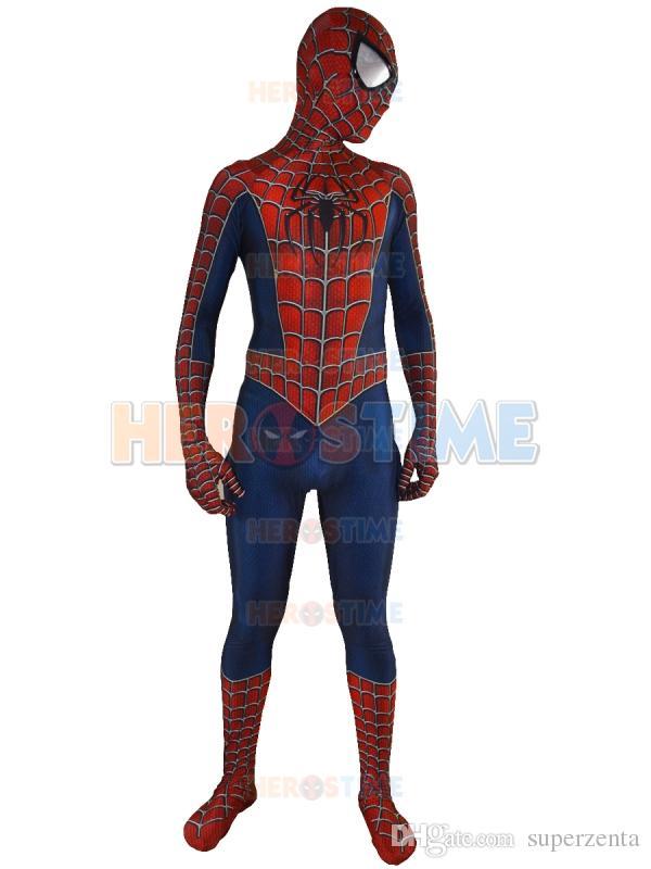 deguisement spiderman adulte latex