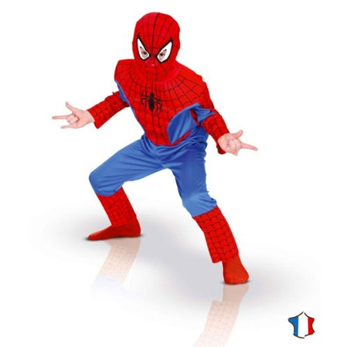 deguisement spiderman adulte occasion