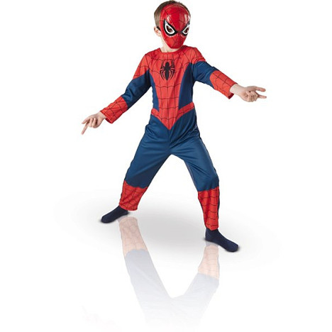 deguisement spiderman auchan