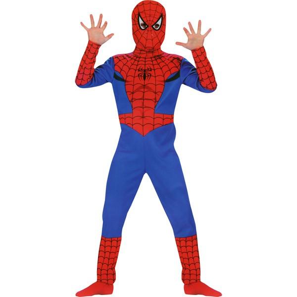 deguisement spiderman bebe
