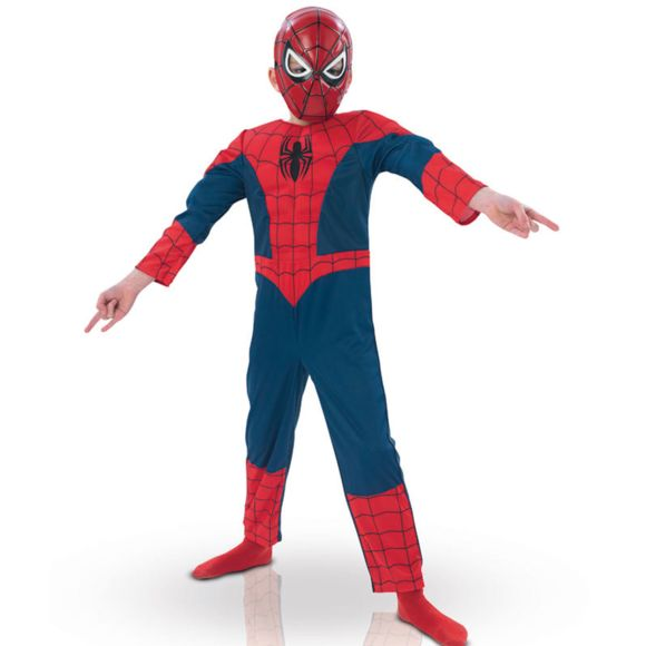 deguisement spiderman carrefour