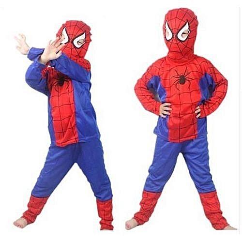 deguisement spiderman casablanca