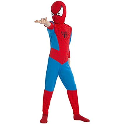 deguisement spiderman couture