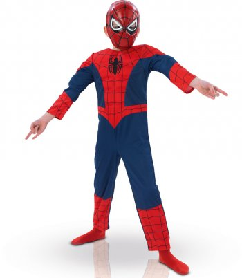 deguisement spiderman d'occasion