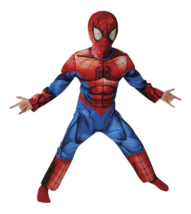 deguisement spiderman deluxe