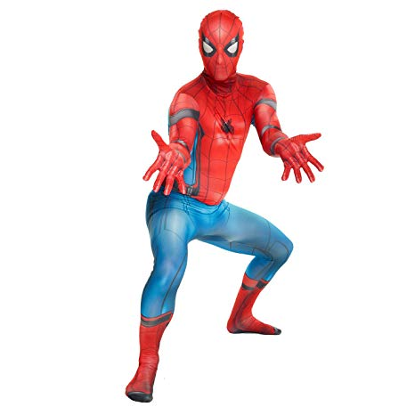 deguisement spiderman faire soi meme