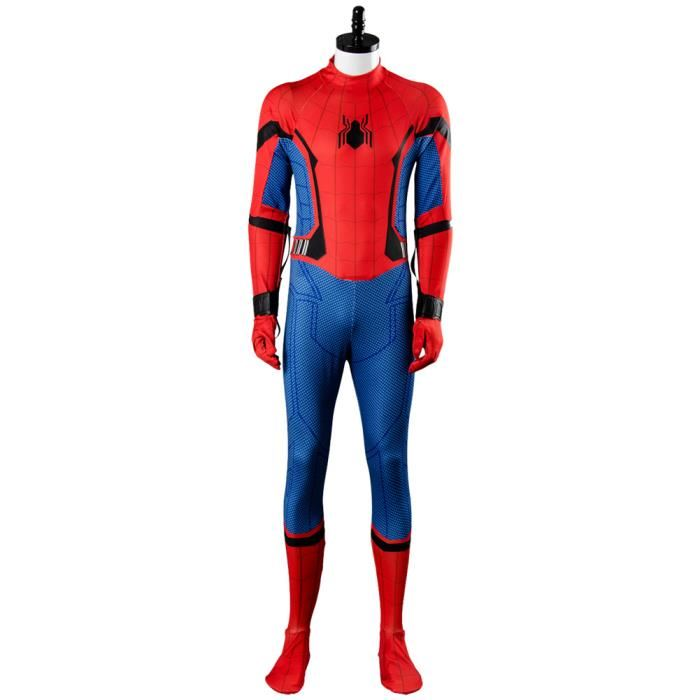 deguisement spiderman haut de gamme