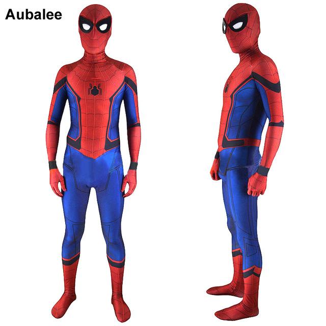 deguisement spiderman homecoming adulte