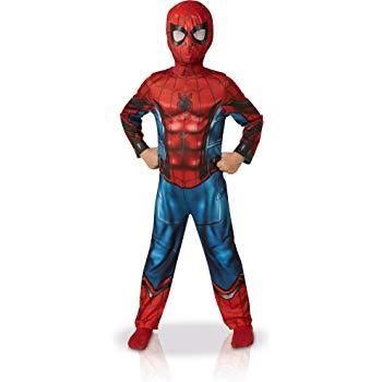 deguisement spiderman homecoming