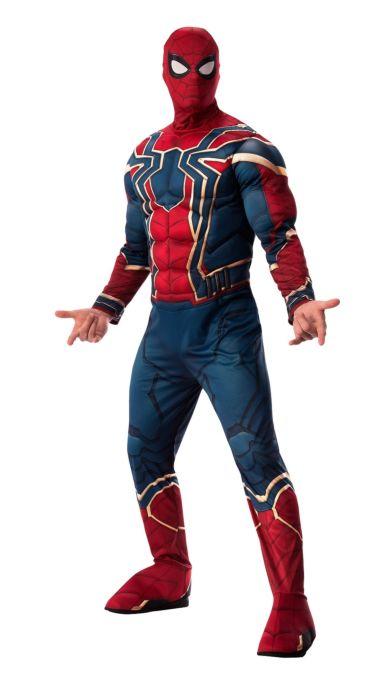 deguisement spiderman marvel