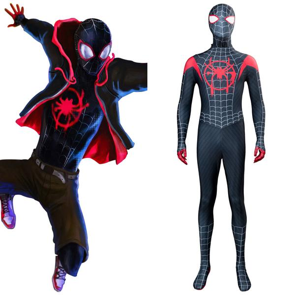 deguisement spiderman new generation