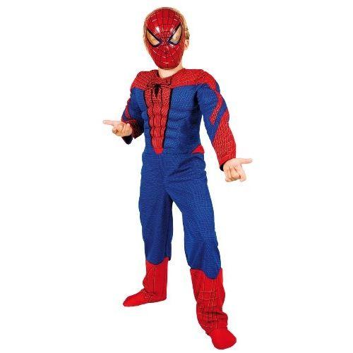 deguisement spiderman noir 10 ans