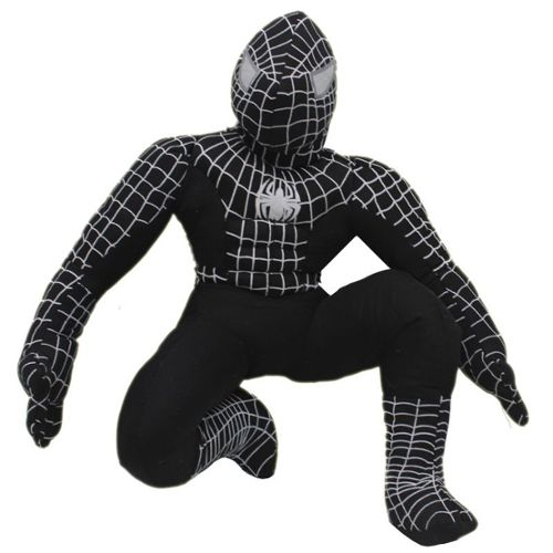 deguisement spiderman noir