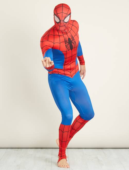 deguisement spiderman rouge