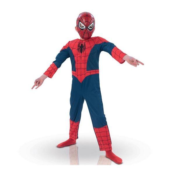 deguisement spiderman rubies