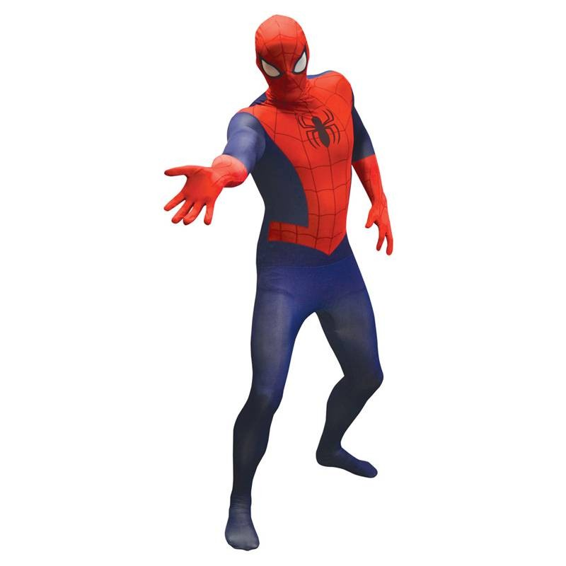 deguisement spiderman seconde peau