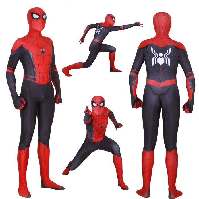 deguisement spiderman tati