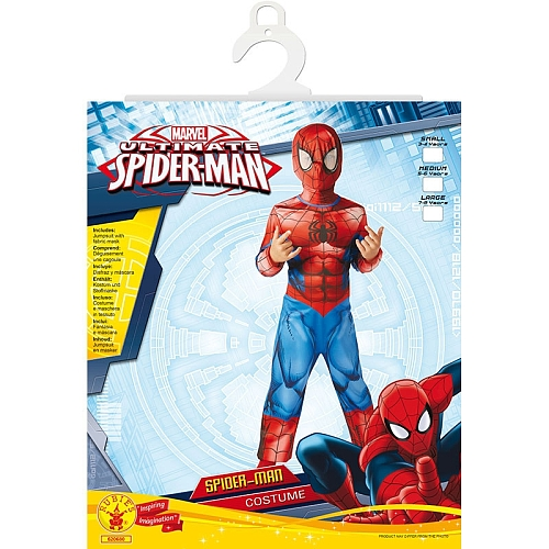 deguisement spiderman toysrus