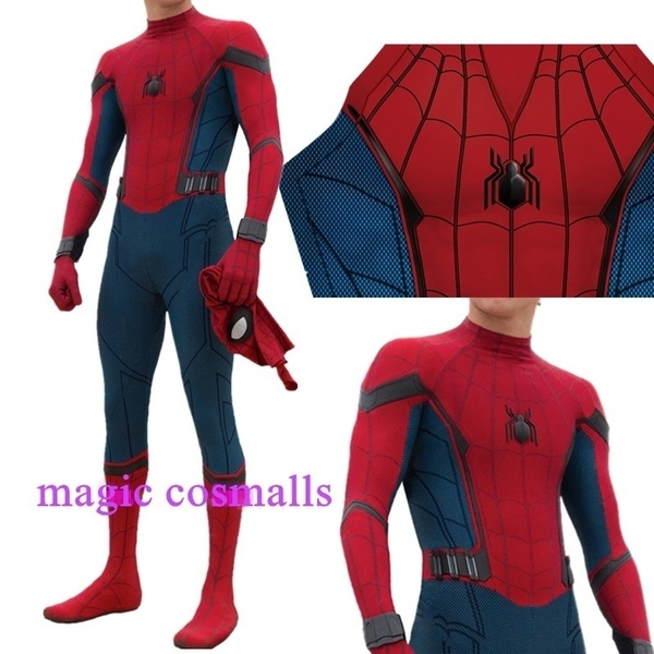 deguisement spiderman wish